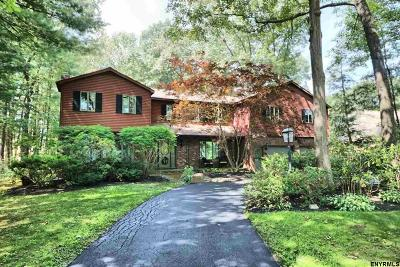 Saratoga Springs Single Family Home For Sale: 25 Longwood Dr