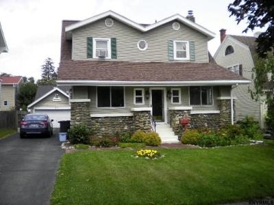 Menands Single Family Home New: 27 Tillinghast Av