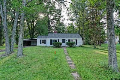 Niskayuna Single Family Home New: 934 Mohegan Rd
