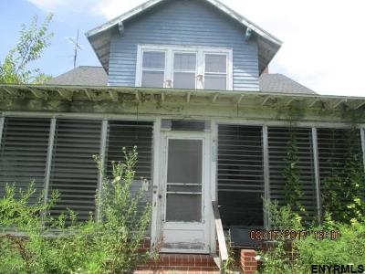 Saratoga County Single Family Home New: 319 Hudson Av