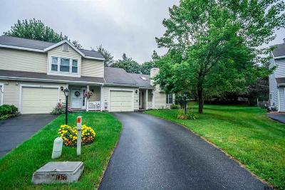 Clifton Park Single Family Home New: 21 Cobble Ct