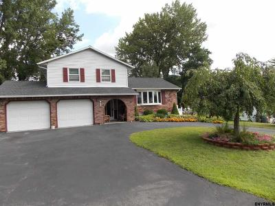 Colonie Single Family Home For Sale: 19 Deer Path Dr