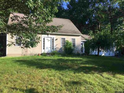 Kinderhook NY Single Family Home New: $200,000