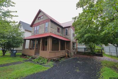 Fultonville Single Family Home For Sale: 17 Franklin St