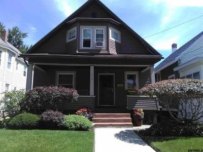 Schenectady Single Family Home New: 357 Eleanor St