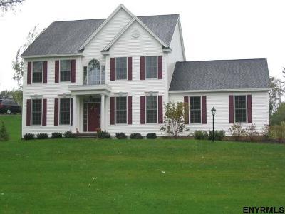 Saratoga County Single Family Home For Sale: 67 Moreland Dr