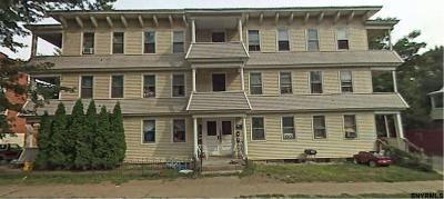 Schenectady Multi Family Home New: 597 Lansing St