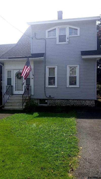 Albany Single Family Home New: 16 Lawn Av