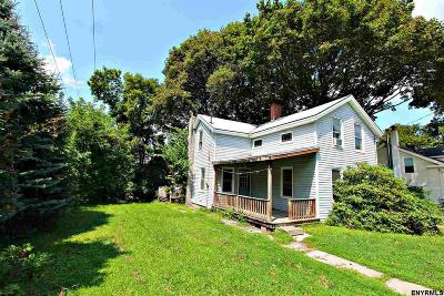 Claverack Single Family Home For Sale: 30 Prospect St