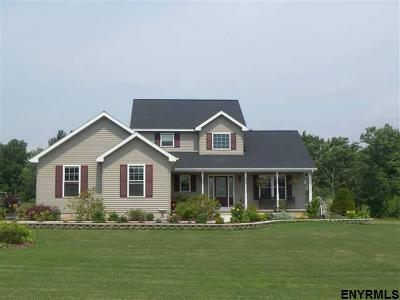 Halfmoon Single Family Home Price Change: 33 Dormie Av