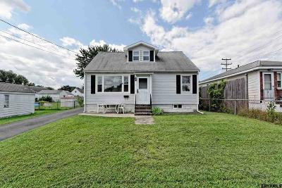 Colonie Single Family Home Back On Market: 4 Ensign Pl
