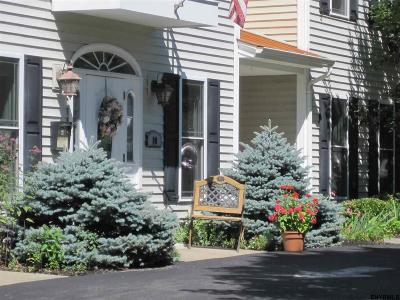 Voorheesville Single Family Home For Sale: 80h Maple Av