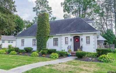 Saratoga Springs Single Family Home For Sale: 76 Fifth Av