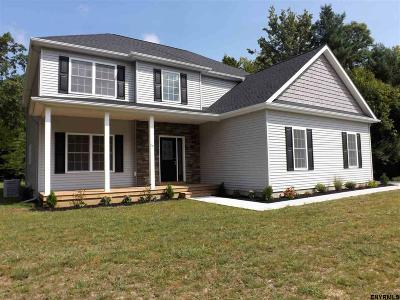 Ballston Spa Single Family Home For Sale: 15 Oakwood Ct