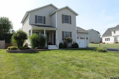 Colonie Single Family Home New: 8 Lockwood Pl