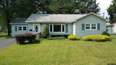 Colonie Single Family Home New: 10 Martingale Dr