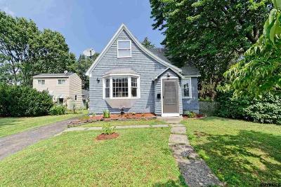 Colonie Single Family Home New: 7 Pinehurst Rd