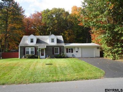 Schenectady Single Family Home New: 1045 Outer Dr