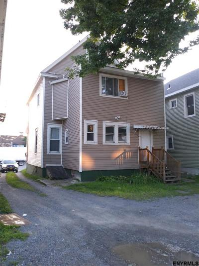Schenectady Multi Family Home New: 1213 State Street Ext.