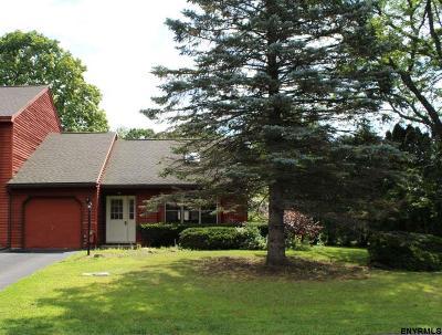 Guilderland Single Family Home For Sale: 241 Woodscape Dr