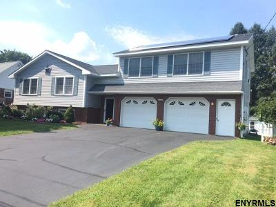 Colonie Two Family Home For Sale: 7 Peter Dr