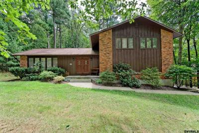 Clifton Park Single Family Home For Sale: 12 Innisbrook Dr