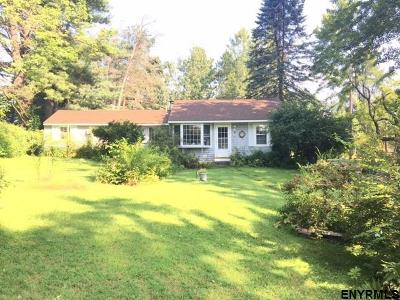 Guilderland Single Family Home Price Change: 7 Seabee Ln