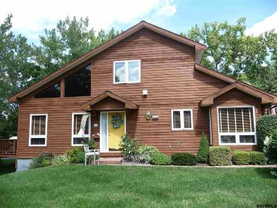 Troy Single Family Home For Sale: 14 Lillian La