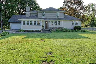 Niskayuna Single Family Home For Sale: 848 Pearse Rd