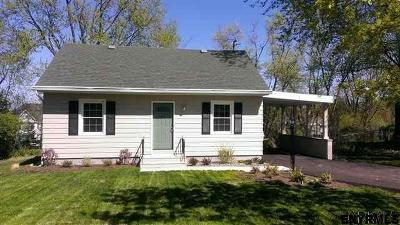 Niskayuna Single Family Home Price Change: 2040 Van Antwerp Rd