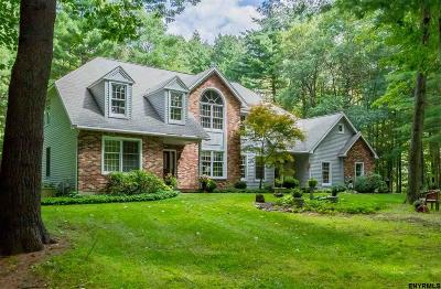 Saratoga County Single Family Home For Sale: 6 Oak Brook Blvd