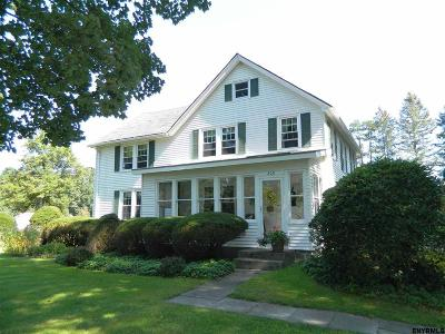 Columbia County Single Family Home For Sale: 209 Parker Hall Rd