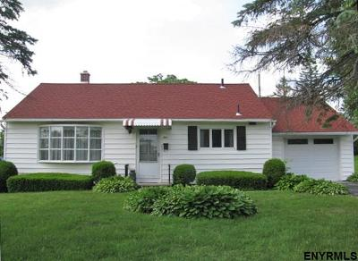 Amsterdam NY Single Family Home For Sale: $110,500