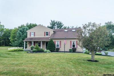 Guilderland Single Family Home For Sale: 31 Armstrong Cir