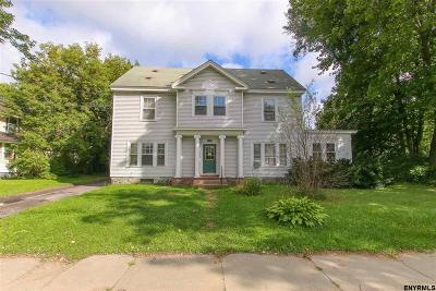 Gloversville Multi Family Home For Sale: 240 W Fulton St