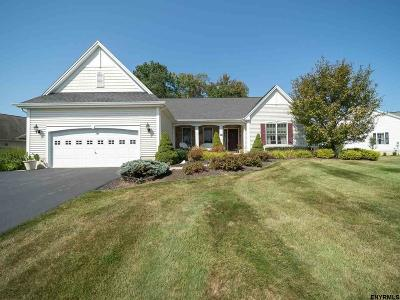 Saratoga County Single Family Home For Sale: 4 Summerfield Cir