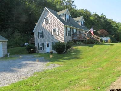 Rensselaer County Single Family Home For Sale: 319 Breese Hollow Rd