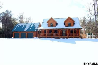 Schenectady County Single Family Home For Sale: 2863 Lake Rd
