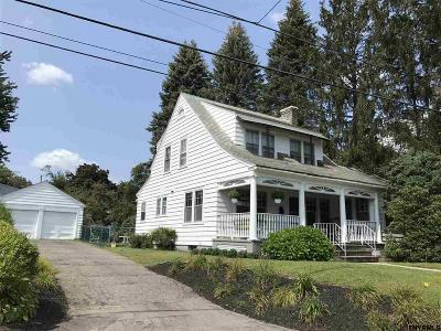 Colonie Single Family Home For Sale: 55 Hillcrest Rd