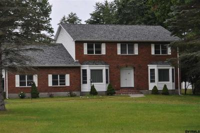 Saratoga Springs Single Family Home For Sale: 4 Pd Harris Rd