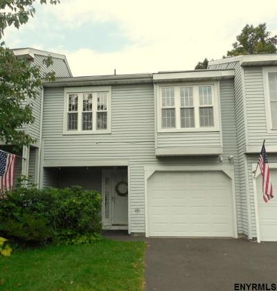 Cohoes Single Family Home For Sale: 8 Chadwyck Sq
