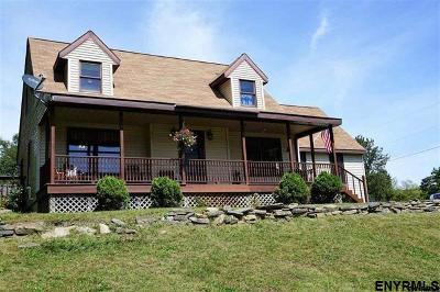 Rensselaer Single Family Home For Sale: 17 Victoria Dr
