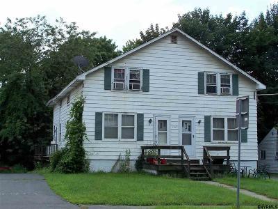 Bethlehem Multi Family Home For Sale: 130 Maple Av