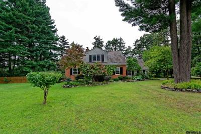 Colonie Single Family Home For Sale: 49 Upper Loudon Rd