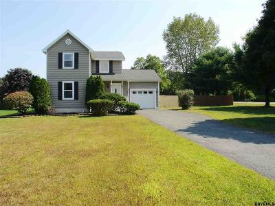 Clifton Park Single Family Home For Sale: 1 Center Ct