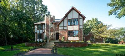 Colonie Single Family Home For Sale: 16 West Cobble Hill Rd