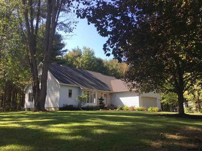 Clifton Park Single Family Home For Sale: 998 Hatlee Rd