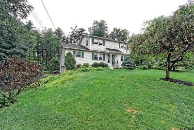 Clifton Park Single Family Home For Sale: 6 Cambridge Dr