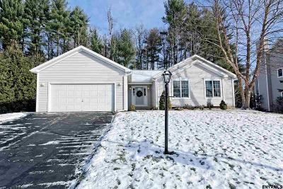Bethlehem Single Family Home For Sale: 15 Mosall Dr