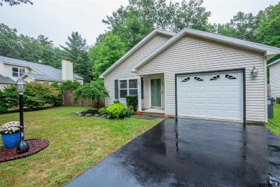 Ballston Spa Single Family Home For Sale: 298 Meadowlark Dr